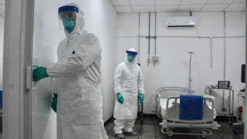 coronavirus: nacion confirmo 600 casos y 23 muertes