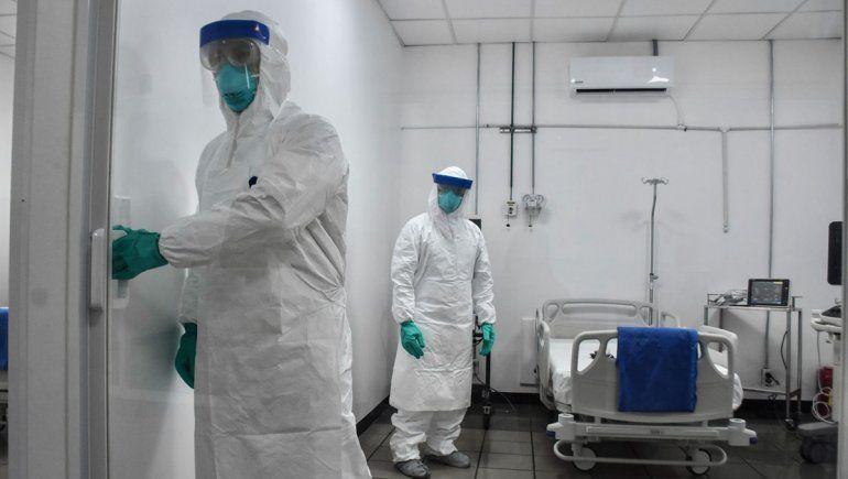 Nación confirmó 600 nuevos casos y 23 muertes por coronavirus en 24 horas