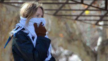 en las proximas horas llega el frio a la region: mira el pronostico