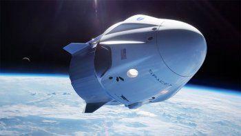 space x lanzara hoy su primera mision tripulada: asi podes seguir el historico lanzamiento