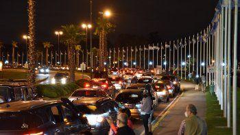 marcha: piden investigar a los anticuarentena