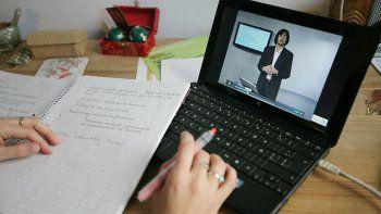 unco: el 75% de los alumnos asiste a las clases online