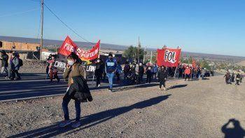 organizaciones vuelven a cortar el jueves la ruta 22 y la autovia