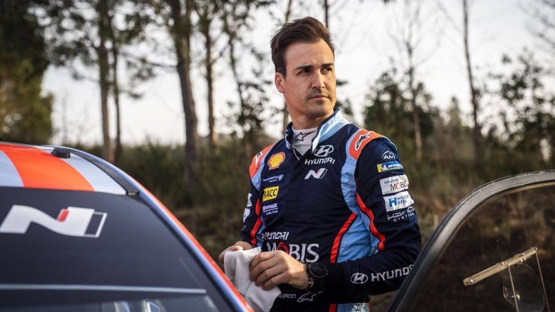 A Dani Sordo le llama la atención el automovilismo de pista y le gustaría hacer una prueba o una carrera en el Súper TC2000.