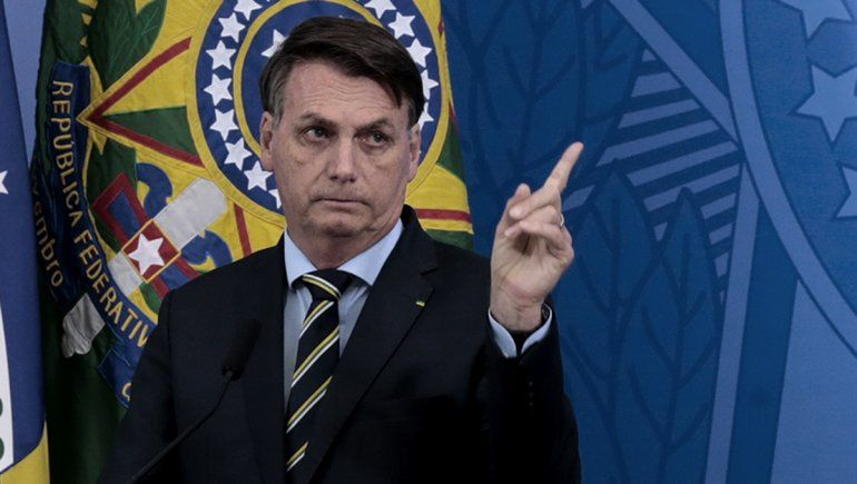 Escándalo: allanan casas de aliados de Bolsonaro
