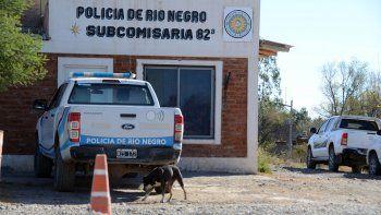 las perlas: otro policia dio positivo de covid-19