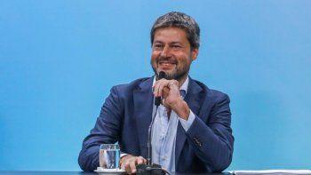 Matías Lammens está cerca de poder darle una respuesta al automovilismo, uno de los sectores más golpeados por la pausa que generó el coronavirus.