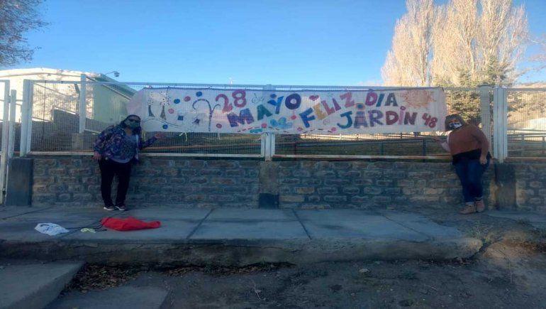 Un festejo on line para los jardines de infantes en su día