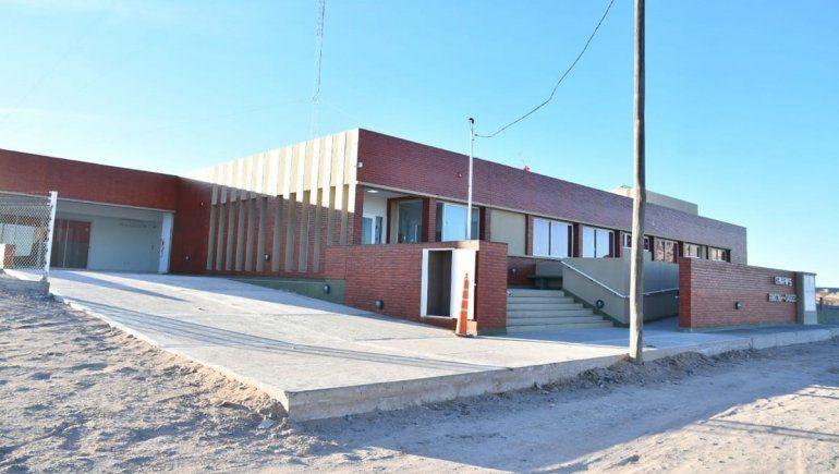 Piden urgente la apertura de la nueva comisaría en Rincón