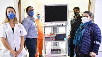 la clinica y maternidad de rincon suma equipamiento para cirugias