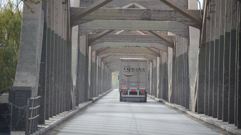 Ya rige: los puentes carreteros solo están habilitados para trabajadores esenciales