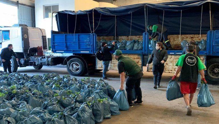 Daniel Arroyo: El ánimo de la gente de Villa Azul está bien