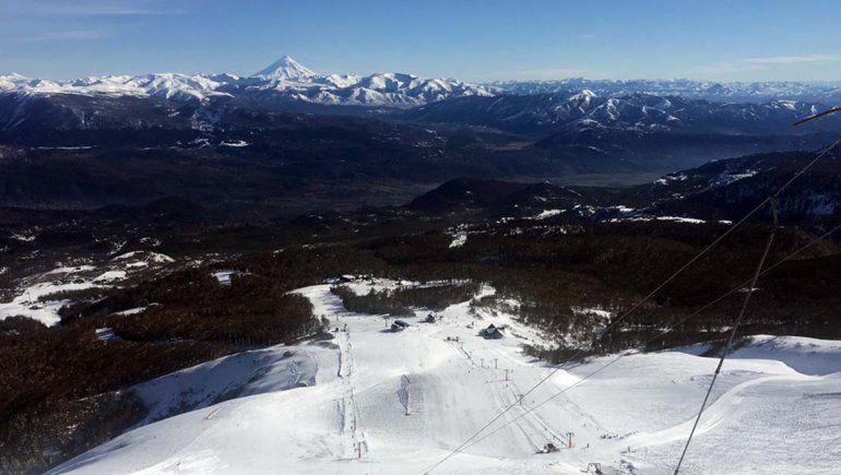 Cerro Chapelco.
