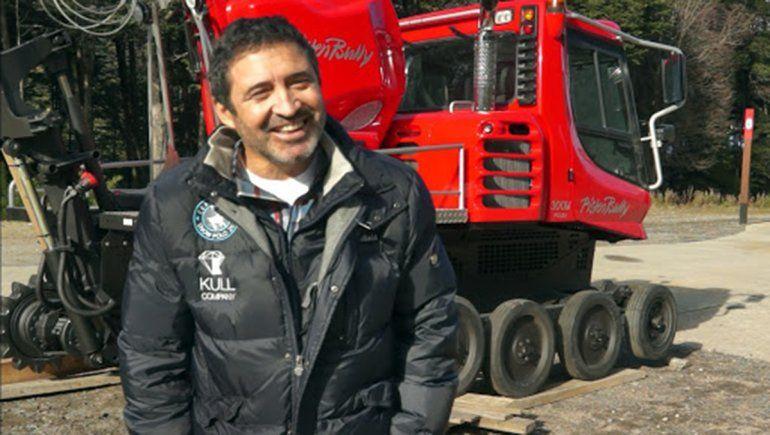 Presidente de la Cámara Argentina de Esquí y Montaña (CAEM), Pablo Torres García.