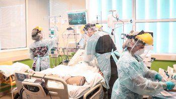 otro dia record en chile: 54 muertes por coronavirus en un dia