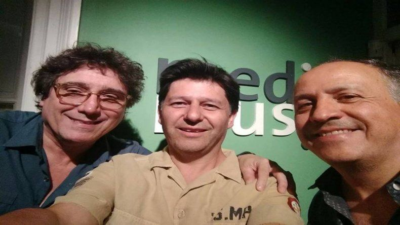 Músico neuquino lanzó una campaña solidaria