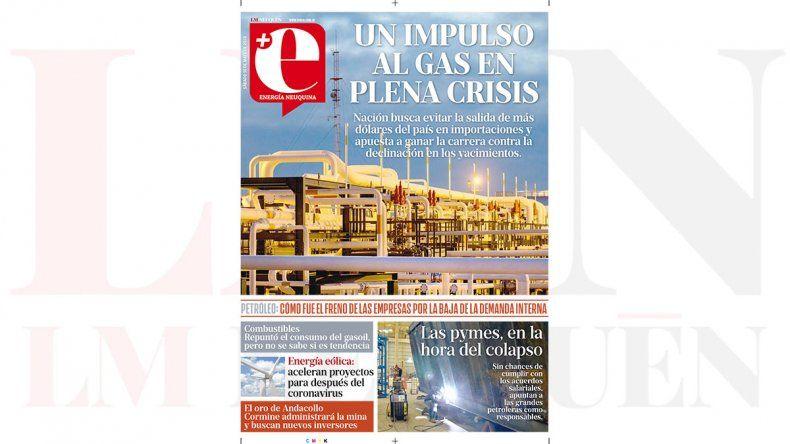 Un impulso al gas en plena crisis