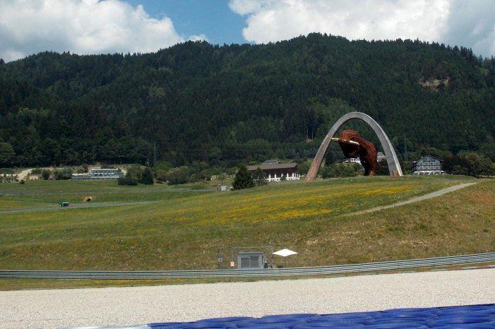 Austria recibiría a la Fórmula 1 en julio