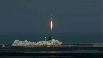 eeuu: historico lanzamiento para una nueva carrera espacial