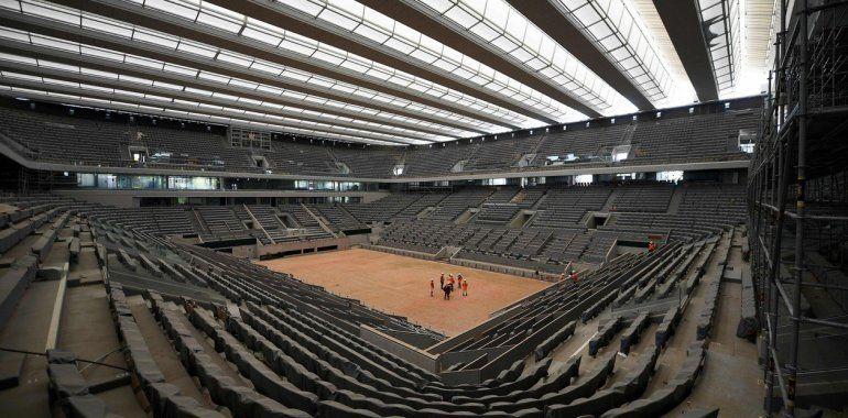 Roland Garros sufre una nueva postergación y pasa para octubre