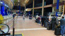 siete meses sin vuelos, un record mundial: ¿cuando vuelven?