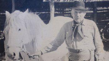 guarino buchiniz: el gaucho andariego que llego hace un siglo