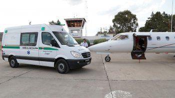 la noble tarea de los pilotos sanitarios en tiempos de pandemia