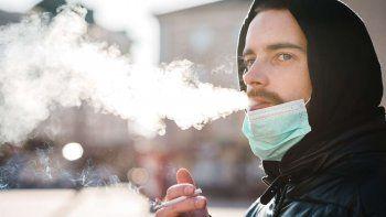 los fumadores tienen un peor pronostico si contraen el covid-19