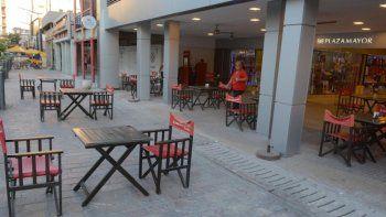 santiago del estero: hoy reabren bares, restaurantes, pizzerias y heladerias