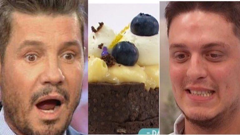 Bake Off: Tinelli sorprendió al pedir una insólita torta con fernet, lentejas y albahaca