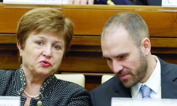 Martín Guzmán destacó el acuerdo por la deuda al hablar de la expectativa de la inflación y la economía.
