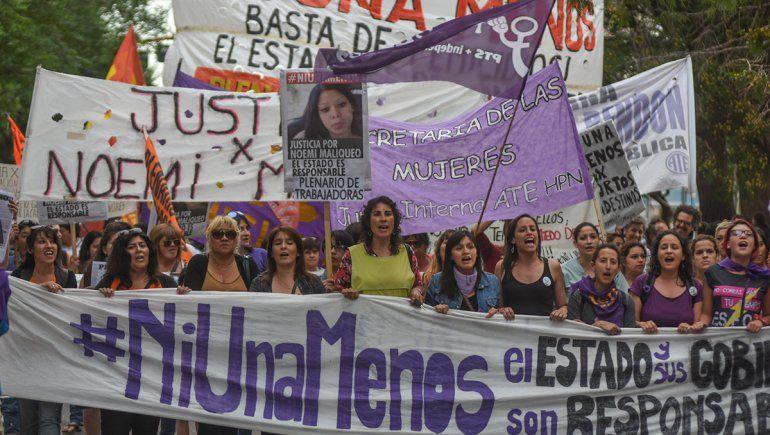 Neuquén revirtió la alta tasa de femicidios del 2018