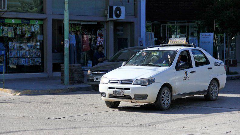 Los taxistas también quieren un aumento