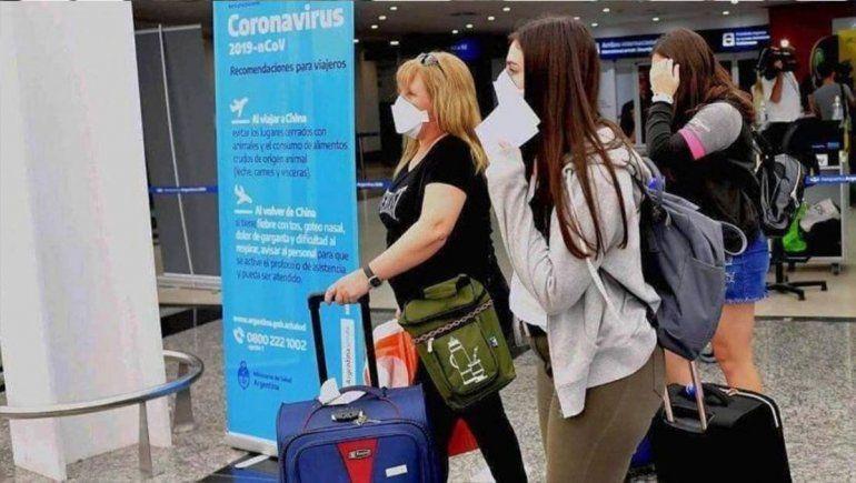 La ANAC publicó el protocolo para los vuelos de cabotaje