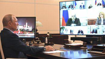 rusia probara una vacuna contra el virus en militares