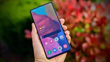 samsung, el que mas celulares vendio en 2020