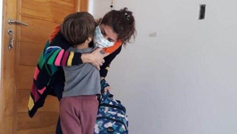 ¿Cómo hacer con los niños para volver a trabajar?