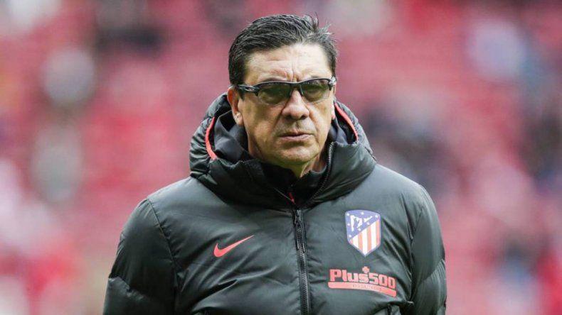 Burgos deja al Cholo y al Atlético para ser DT principal