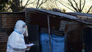 las primeras dos muertes por covid-19 en villa azul