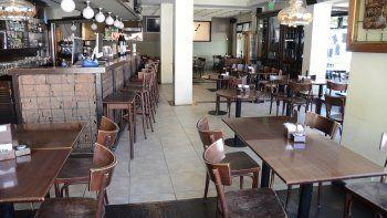 como sera la vuelta a bares y restaurantes en la provincia