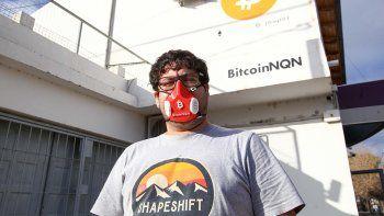 juntan donaciones en bitcoins para ayudar a un comedor