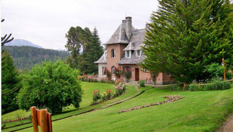 El Messidor: ¿cómo es el castillo en el que dormirá Alberto Fernández en Villa La Angostura?