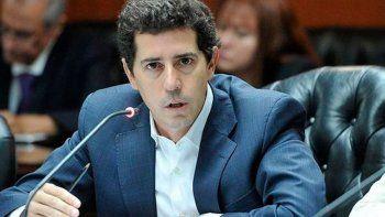 Wado de Pedro destacó la tarea hecha por el Gobierno para sellar el acuerdo por la deuda.