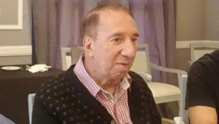 Bilardo se contagió de coronavirus en el geriátrico