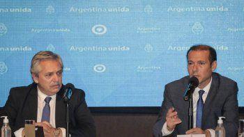 gutierrez: tenemos un presidente que le pone el pecho, que no especula