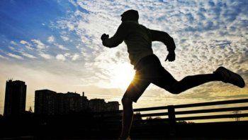 los portenos mas felices: podran correr sin tapabocas
