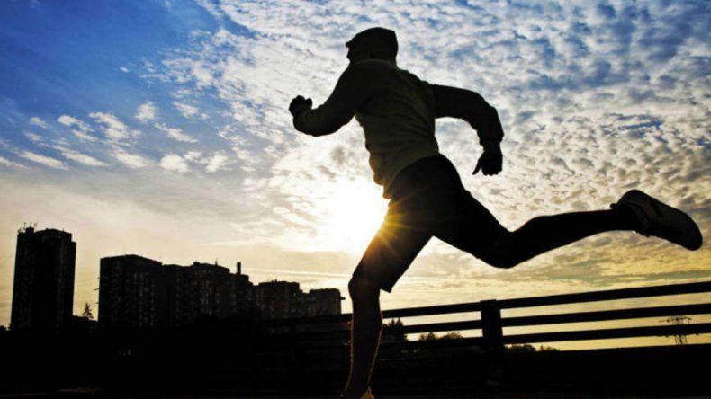 Los porteños más felices: podrán correr sin tapabocas