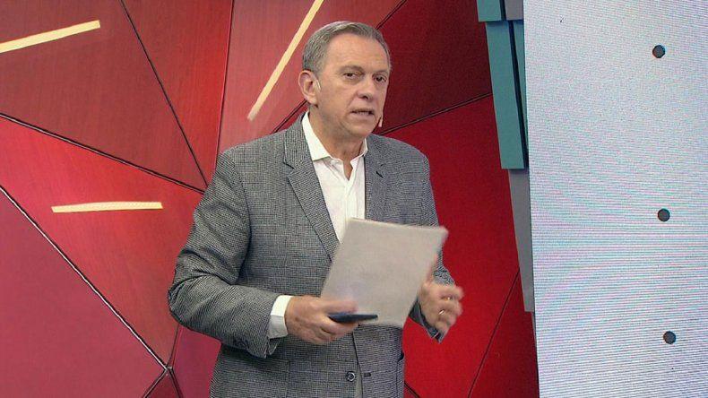 Marcelo Bonelli insultó en vivo a sus compañeros