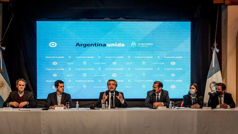 Fernández: Vaca Muerta será central luego de arreglar la deuda