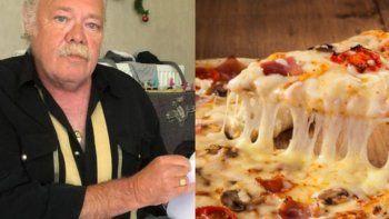 de locos: hace 9 anos le mandan pizzas a la casa y no sabe quien es